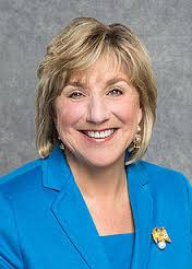 Sen KAren Spilka is a champion of the underserved.